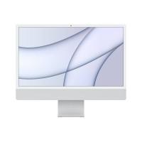 Apple 24-inch iMac M1 (8-core CPU, 8-core GPU, 8GB Memory, 256GB Storage) - Silver