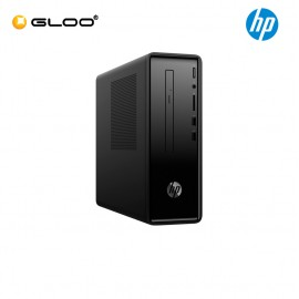 HP Slim 290-a0017d Desktop PC (Celeron J4005, 1TB, 4GB, DVDRW, UMA,W10) - Black