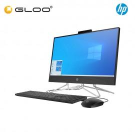 "HP Desktop 22-dd0102d AIO 21.5"" FHD (Celeron J4005, 256GB SSD, 4GB, Intel UHD Graphics 600, W10) - Black [FREE] HP Keyboard + HP Mouse (Grab/Touch & Go credit redemption : 1/8-31/10*)"