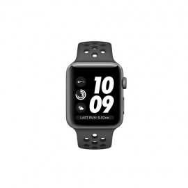 AppleWatch Nike+ Series 3 GPS, 42mm Space Gray Aluminium Case with Anthracite/Black Nike Sport Band MTF42TH/A