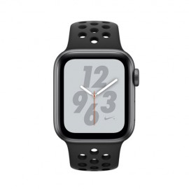 [Pre-Order] Apple Watch Nike+ Series 4 GPS, 40mm Space Grey Aluminium Case with Anthracite/Black Nike Sport Band MU6J2MY/A