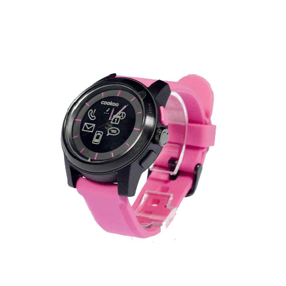 Cookoo Bluetrek Bluetooth Watch - Pink
