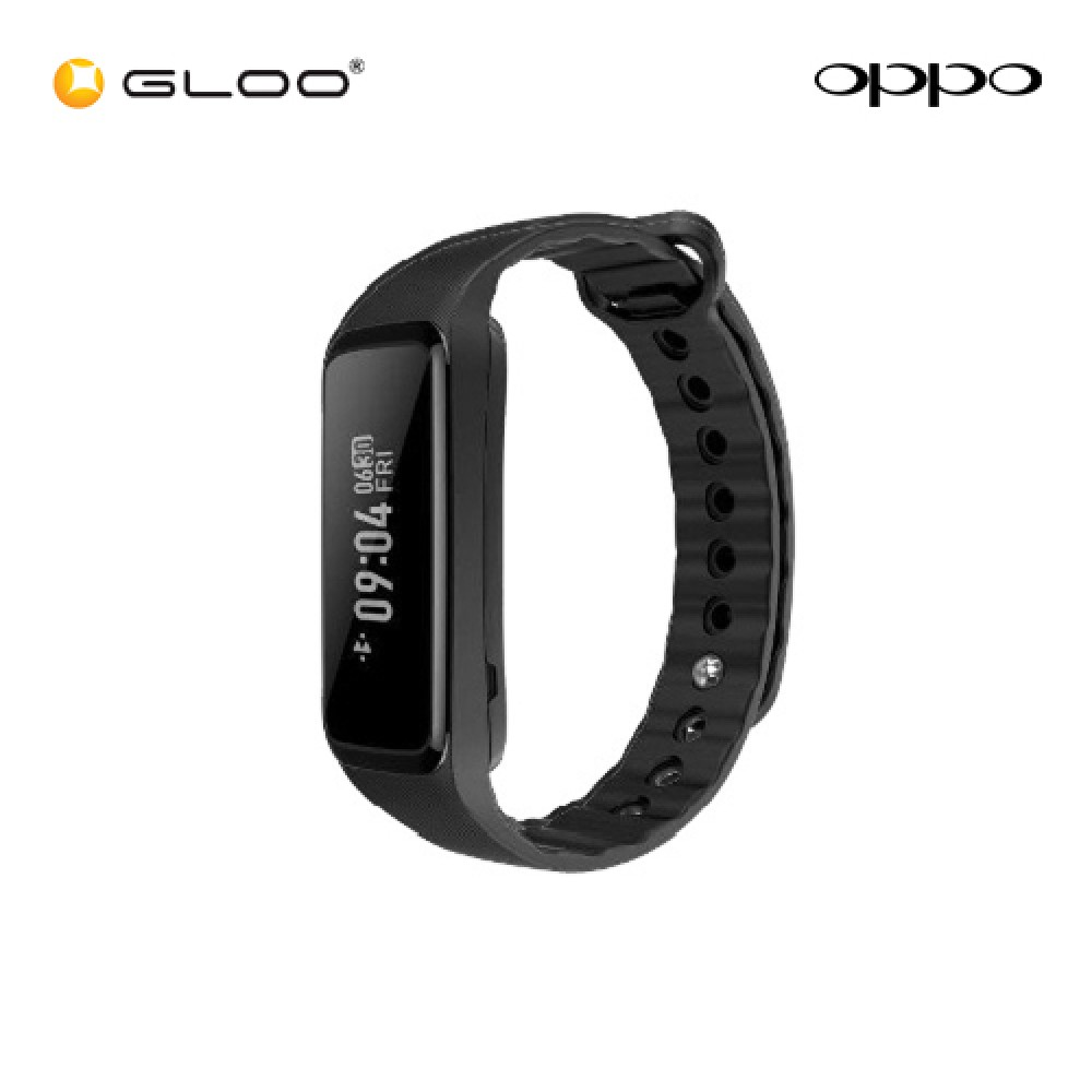 OPPO R9s WeLoop Now 2 Fitness Tracker- Black