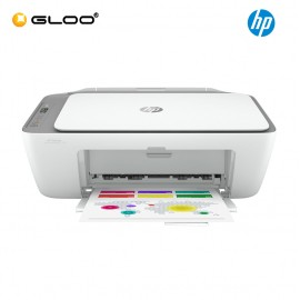 [*Replacement of 2676 Printer] HP DeskJet Ink Advantage 2776 All-in-One Printer (Print/Scan/Copy/Wireless/Compatible with 682 ink) (7FR28B)