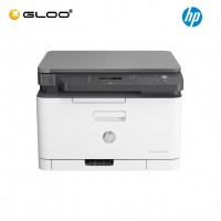 HP Wireless Color Laser MFP 178nw Printer (4ZB96A) [*FREE Redemption RM 80 Touch 'n Go e-credit]