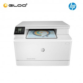 HP Color LaserJet Pro MFP M182n Printer (7KW54A)  [*FREE Redemption RM 80 Touch 'n Go e-credit]