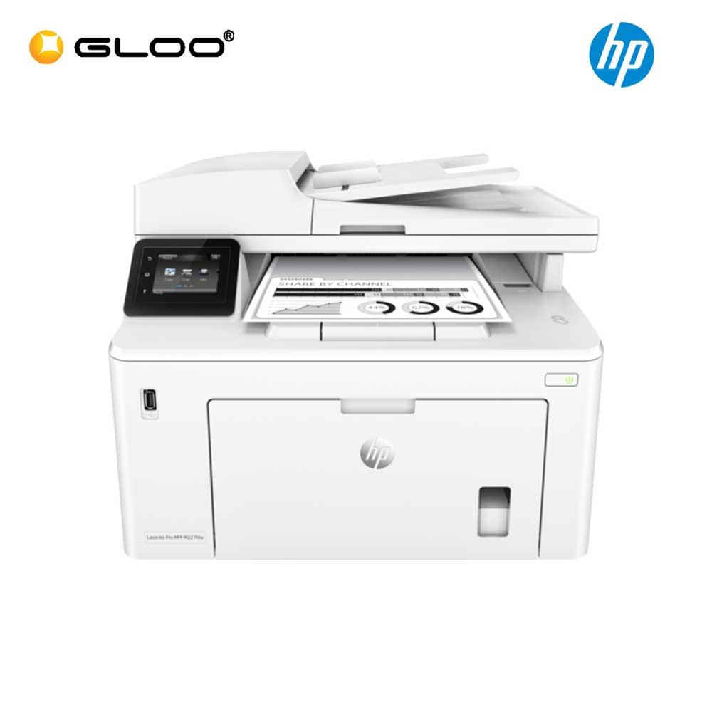 HP LaserJet Pro MFP M227fdw Printer (G3Q75A)  [*FREE Redemption RM 80 Touch 'n Go e-credit]