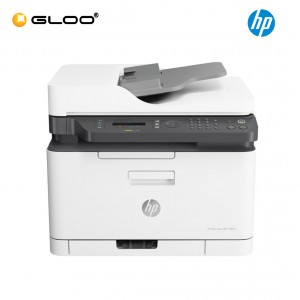 HP Color Laser MFP 179fnw Wireless Color Laser All-In-One Printer (4ZB97A) [*FREE Redemption RM 80 Touch 'N Go E-Credit]