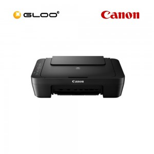 Canon MG3070S Wireless All-In-One Black Printer