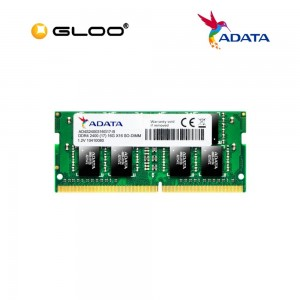 ADATA RAM DDR4SO-DIMM24001024X816GB17-RETAIL - AD4S2400316G17-R