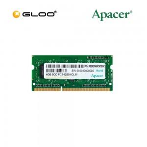 Apacer 4GB DDR3 1600 Sodimm RAM