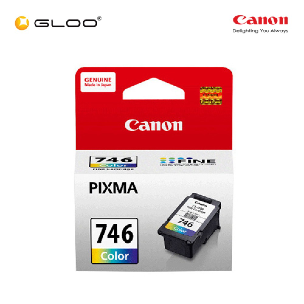 Canon CL-746 Ink Cartridge - Color