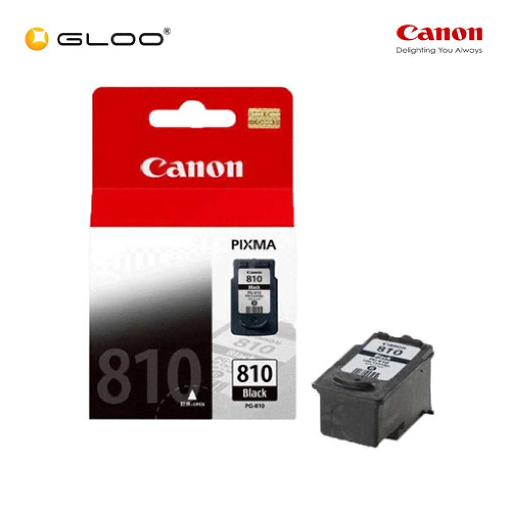 Canon PG-810 Ink Cartridge - Black