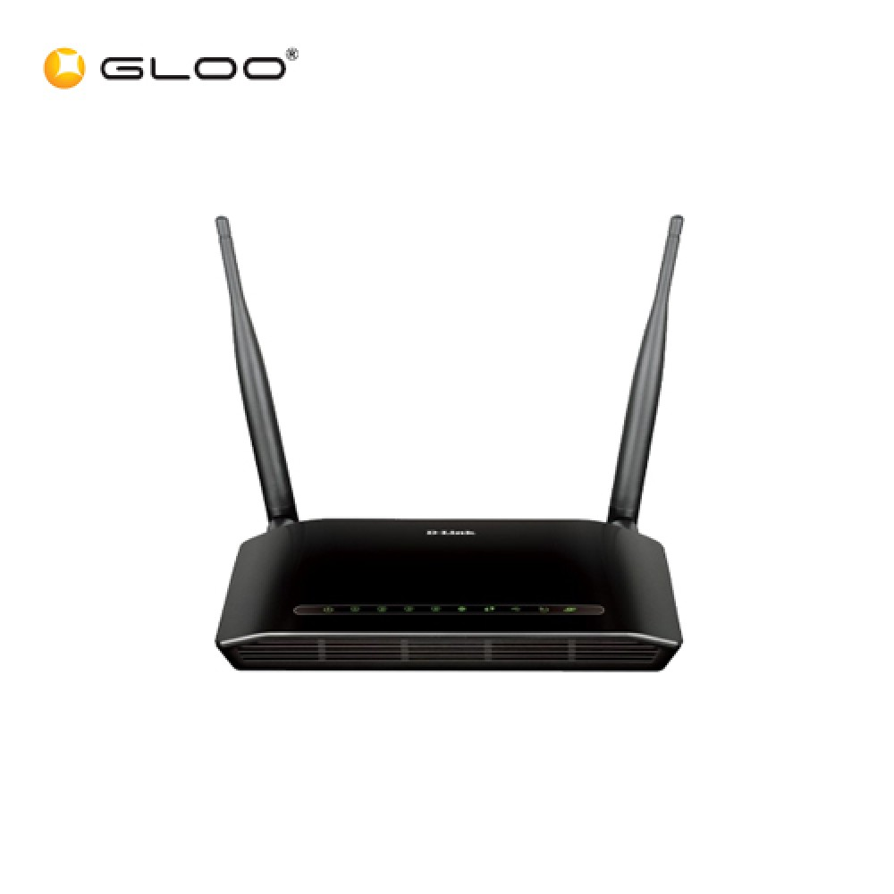 D-link DSL 2750E 300Mpbs ADSL2+ Wireless N Modem Router