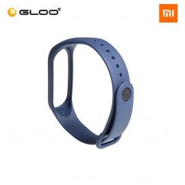 Mi TPU Smart Wrist Band 3 Strap  - Blue