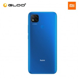 "Xiaomi Redmi 9C Smartphone [13MP AI triple camera | 6.53"" large display | 3GB + 64GB] - Blue"