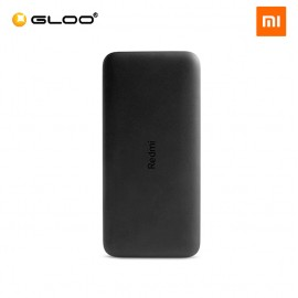 Mi 20000mAh Redmi 18W Fast Charge Power Bank (Black)