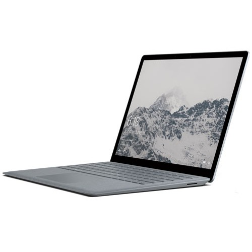 "Microsoft Surface Laptop 13.5"" (i7, 16G, 512GB, Intel, W10S) - Platinum"