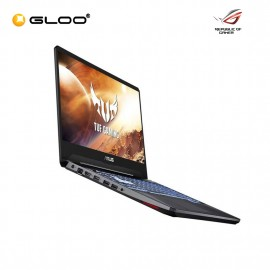 "ASUS TUF Gaming FX505D-UAL114T Laptop (R7-3750,8GB,512GB,NV 6GB,15.6"",W10)"