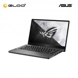 "Asus ROG Zephyrus G14 GA401I-IHE102T Notebook(Ryzen5-4600HS,8G,512G SSD,GTX1650Ti 4G,14""FHD,W10,Gry) [Bundle with Razer Deathadder Essential Mouse - Green LED]"