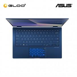 """ASUS UX362F-AEL294T Laptop (i5-8265,8GB,256GB,13.3"""",W10,BLU) [FREE] Logitech Wireless Mouse M170 + Vinnfier Flip 2 Headset"""