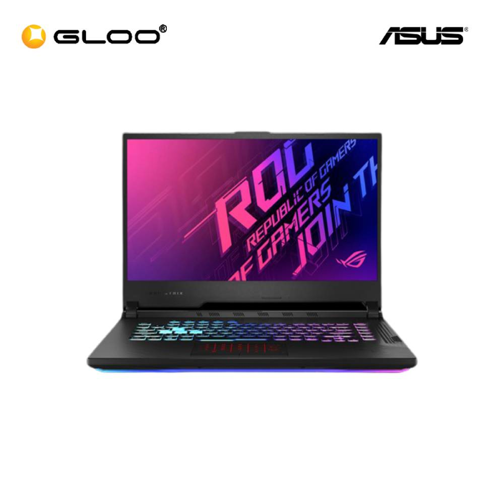 "Asus G512L-UHN191T Notebook (i7-10750H,16GB,1TB,GTX1660Ti GDDR6 6GB,15.6"" FHD,Win10H,ROG Black) [Bundle with Razer Deathadder Essential Mouse - Green LED]"
