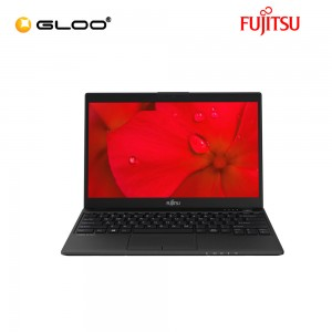 "Fujitsu UH-X FPC02474LK Laptop (Intel i5-10210U,8GB,512GB SSD,Integrated,13.3""FHD,W10,Blk)[FREE-Lenovo monitor+Office 365 Personal+Targus Sleeve]"
