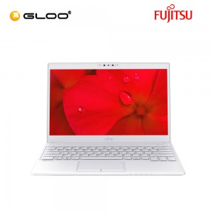 "Fujitsu UH-X FPC02475LK Laptop (Intel i7-10510U,16GB,1TB SSD,Integrated,13.3""FHD,W10,Wht)[FREE-Lenovo monitor+Office 365 Personal+Targus Sleeve]"
