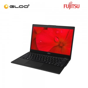 "Fujitsu UH-X FPC02476LK Laptop (Intel i7-10510U,16GB,1TB SSD,Integrated,13.3""FHD,W10,Blk)[FREE-Lenovo monitor+Office 365 Personal+Targus Sleeve]"