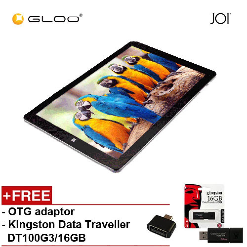 JOI 10 Flip [FREE OTG adaptor (Provided) + Kingston Data Traveller DT100G3/16GB]