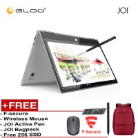 "JOI Book Touch 300 SV-CL300 Cel N4000,4+32GB, 13.3"" FHD, W10 Home, Silver {Free 256GB SSD + JOI Active Pen Pro 300 + Backpack + F-secure + Wireless Mouse}"