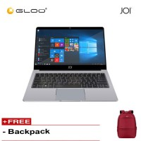 "JOI Book 80 - AD-L80SIL/AD-L80GLD Cel N3350, 4+64GB, 12.5"" FHD, W10 Home (Free Backpack)"