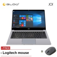 "JOI Book 80 - AD-L80SIL/AD-L80GLD Cel N3350, 4+64GB, 12.5"" FHD, W10 Home (Free Logitech Wireless Mouse)"