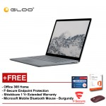 Surface Laptop i7/8GB 256GB + F secure + 1 Yr ext Warranty + Office 365 Home + Mobile Bluetooth  Mouse Burgundy