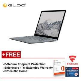 Surface Laptop i5/8GB 256GB + F secure + 1 Yr ext Warranty + Office 365 Home