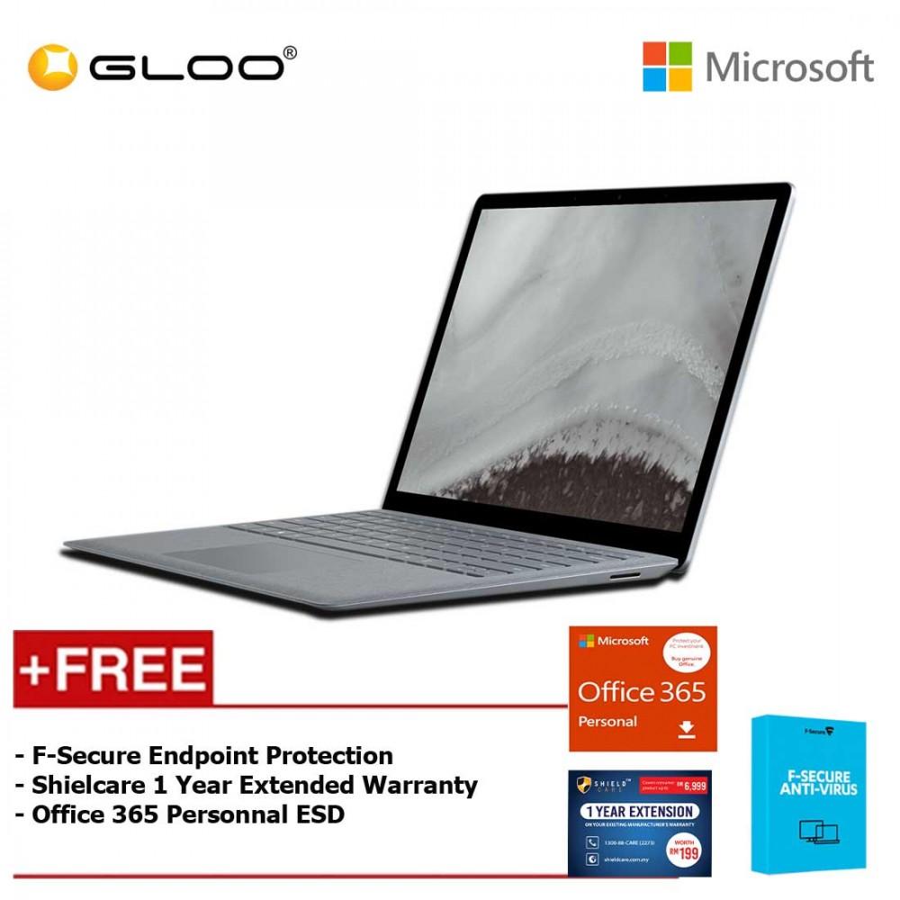 Microsoft Surface Laptop 2 Core i5/8GB RAM - 256GB + Office 365