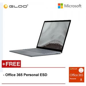 New Microsoft Surface Laptop 2 Core i5/8GB RAM - 256GB + Office 365 Personal
