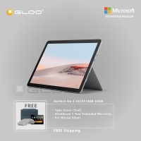 Microsoft Surface Go 2 4425Y/4GB 64GB + Surface Go Type Cover Teal + Shield Care 1 Year + Arc Mouse Silver
