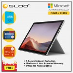 Microsoft Surface Pro 7 Core i5/8G RAM - 128GB Platinum - VDV-00012 + Shield Care 1 Year + F-Secure 1 Year + Office 365 Personal (ESD) [FOC RM100 Aeon Voucher 21/3/2020 - 31/3/2020 While Stock Last]