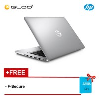"HP ProBook 440 G4 14"" Laptop (I5-7200u, 4GB, 500GB, Intel, W10 Pro) - Silver [FREE F-Secure Client Security Premium License for 1 yr (FCCPSN1NVXAIN)  worth RM147ea]"
