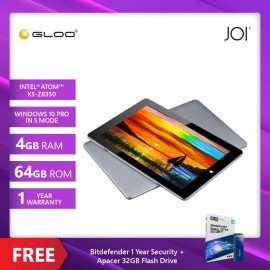 JOI 11 Pro (64GB) Tablet - Grey PN: IT-T500 {Free Bitdefender 1Yr + Apacer AH334 32GB flash drive}