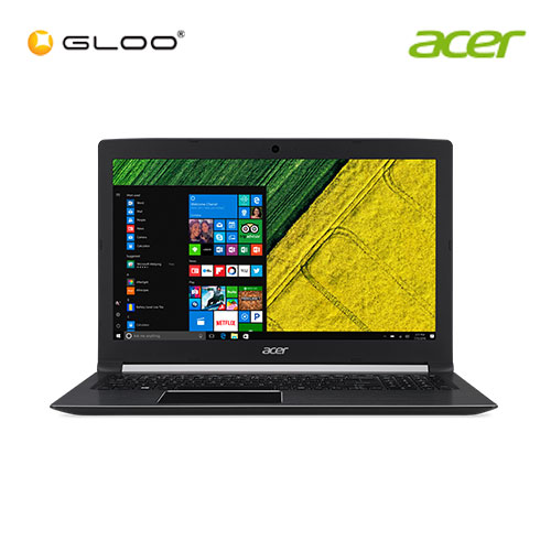 "Acer Aspire 5 A515-51G-50AC Notebook (Intel i5-8250U,1TB,4GB,15.6"",W10,NVIDIA MX150 2GB,Black)"