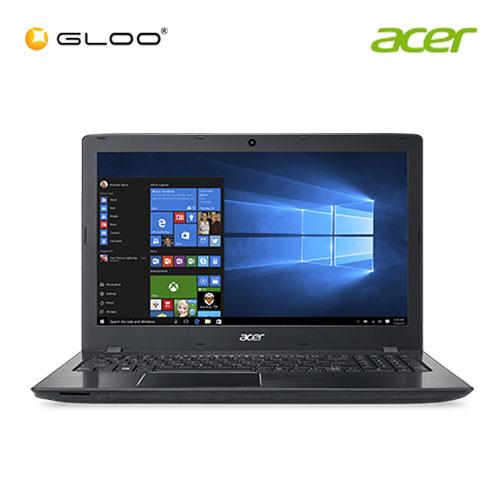 """Acer Aspire E 15 E5-576G-58RV Notebook (Intel i5-8250U,1TB,4GB,15.6"""",W10,NVIDIA MX150 2GB,Black)"""