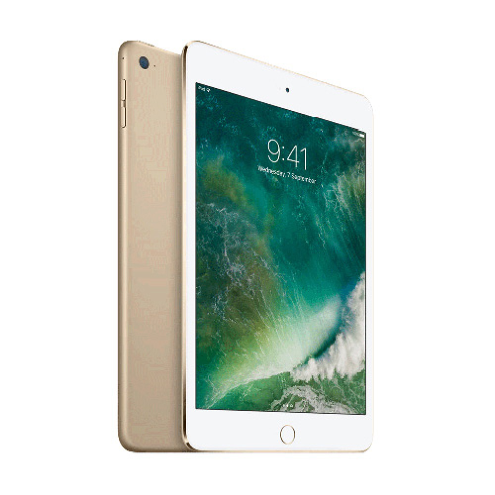 Apple iPad mini 4 Wi-Fi 128GB - Gold (MK9Q2ZP/A)