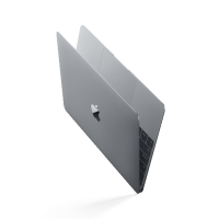 [2016] MacBook12-inch Space Gray (1.1GHz Core M Processor, 8GB Memory, 256GB Storage)