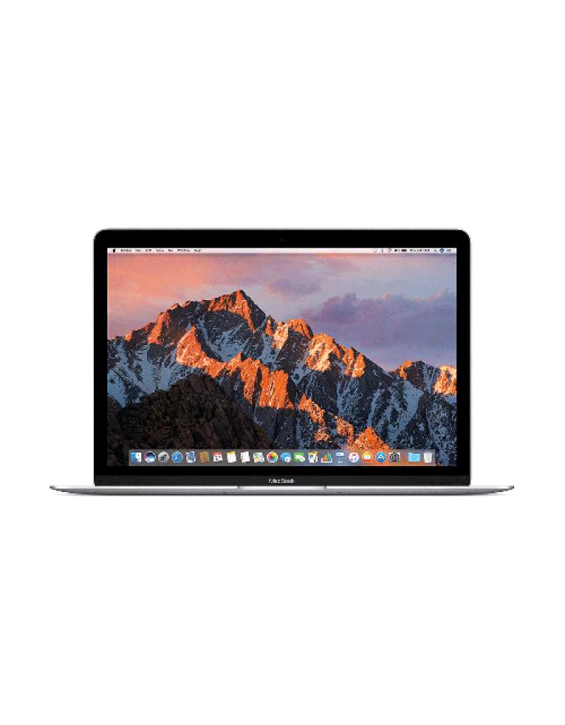 MacBook 12-inch Silver (1.3GHz Core i5 Processor, 8GB Memory, 512GB Storage)