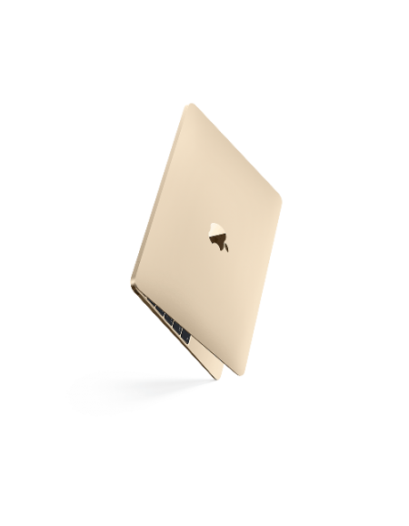 MacBook 12-inch Gold (1.2GHz Core M Processor, 8GB Memory, 256GB Storage)