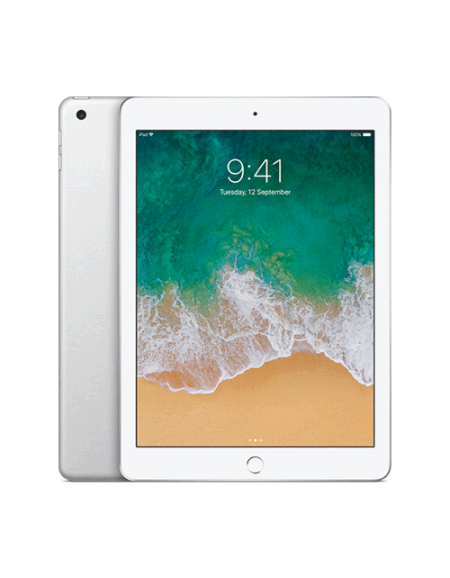 iPad 128GB - Silver Wi-Fi