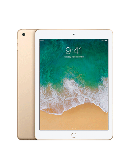 iPad 128GB - Gold Wi-Fi