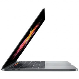 MacBook Pro 15-inch  with Touch Bar Silver (2.8GHz Core i7 Processor, 16GB Memory, 256GB Storage)